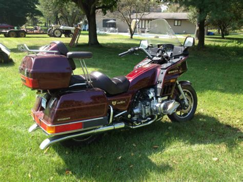 honda goldwing interstate gl