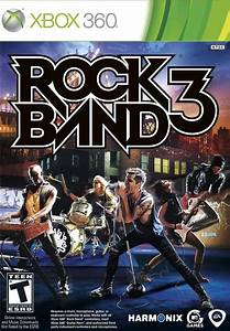 Rock Band 3 Xbox 360 Review Any Game