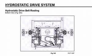 31 Toro Timecutter Z4200 Drive Belt Diagram