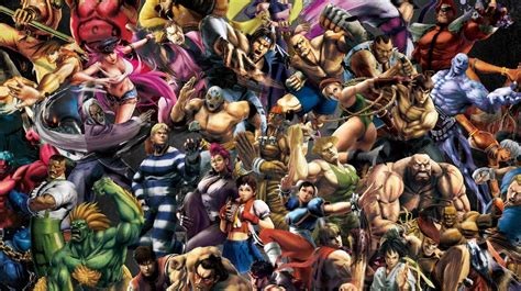 Super Mario Wallpaper Hd The Most Awesomely Wacky Street Fighter Characters Geek Com