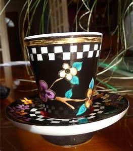 Verre à Café : verre caf photo de 4 tasses bols mugs ludivine artisanat ~ Teatrodelosmanantiales.com Idées de Décoration
