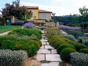 Gartengestaltung Toskana Stil : mediterraner garten beispiele f r blumen und pflanzen ~ Articles-book.com Haus und Dekorationen