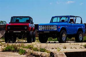 1976 Classic Ford Bronco full frame off Restoration for Sale Coming out of a full frame off ...