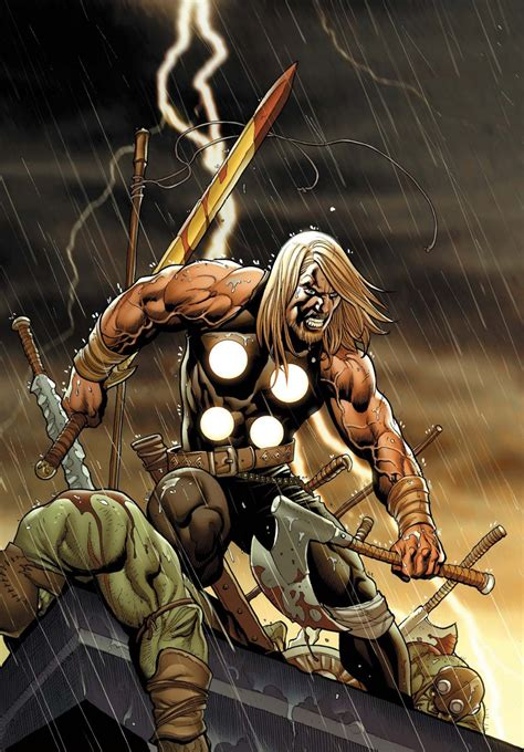 Thor God Of Thunder Vs Kratos God Of War Battles