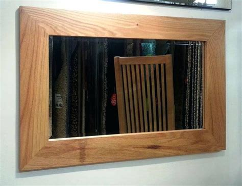 inspirations  timber mirrors