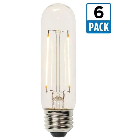 westinghouse 60w equivalent soft white t10 dimmable