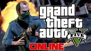 Ps3 Auto Spiele : grand theft auto 5 multiplayer trailer computer bild spiele ~ Jslefanu.com Haus und Dekorationen