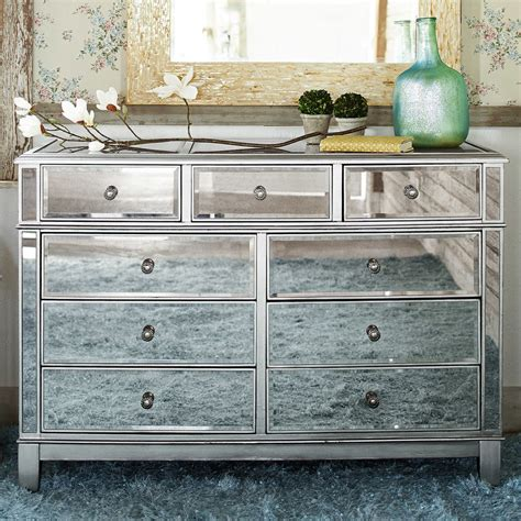 Mirrored Nightstand by Mirrored Nightstand And Dresser Loccie Better Homes