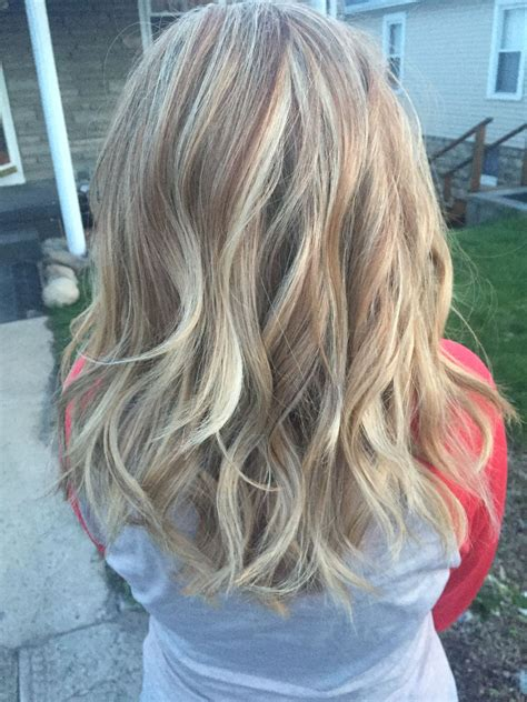 honey blonde highlights  lowlights hair  makeup