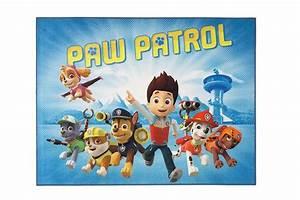 Paw Patrol Teppich : aminata kids teppich kinderzimmer jungen m dchen paw patrol 95x125 cm made in europe ~ A.2002-acura-tl-radio.info Haus und Dekorationen