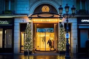 Application Parking Paris : le park hyatt paris vend me la pointe du digital e toile ~ Medecine-chirurgie-esthetiques.com Avis de Voitures