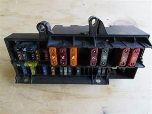 Bmw Power Distribution Fuse Box 61136900582 E65 E66 745i