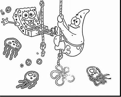Spongebob Coloring Pages Controller Games Xbox Lego
