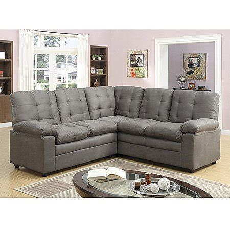 buchannan microfiber loveseat buchannan microfiber corner sectional sofa grey walmart