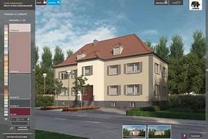 Fassadenfarbe Beispiele Gestaltung : fassade a1 concept caparol ~ Orissabook.com Haus und Dekorationen