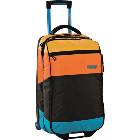 Burton Wheelie Flight Deck Travel Bag by Burton Wheelie Flight Deck Bag Evo