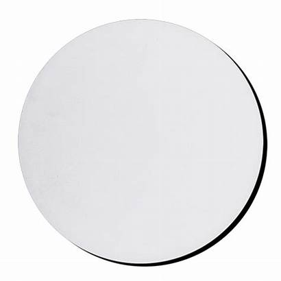 Blank Round Mouse Background Coaster Diameter Thick