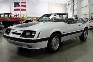 Oxford White 1986 Ford Mustang Gt For Sale | MCG Marketplace