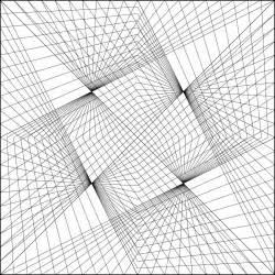 Simple Straight Line Patterns