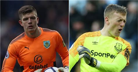 Everton could make move for Burnley's Nick Pope to replace ...