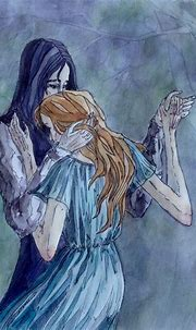 Pin by Desjin on Snape Art   Snape and lily, Severus snape ...
