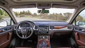 Volkswagen Touareg 2014: lujo, tecnología y mucha