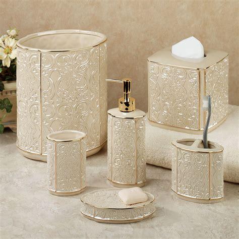 bathroom accessories furla damask ceramic bath accessories