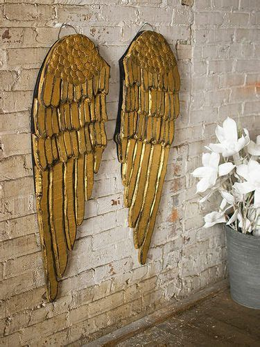 Plain Wings To Decorate - wings wall decor and wings on