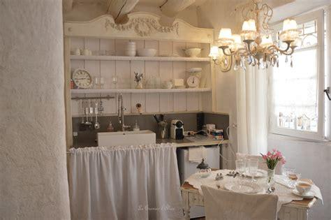 cuisine style shabby le grenier d 39 shabby chic et romantique decor