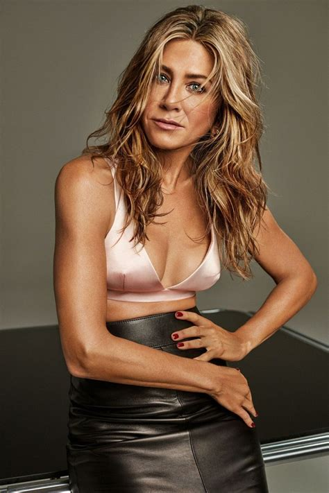 jennifer aniston spent  week   covers  wrapping  morning show