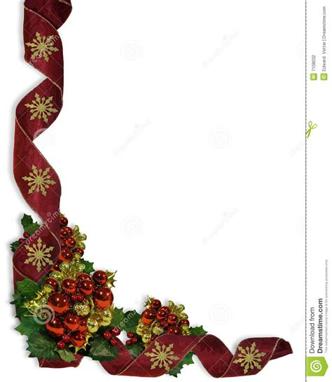 elegant christmas border festival collections