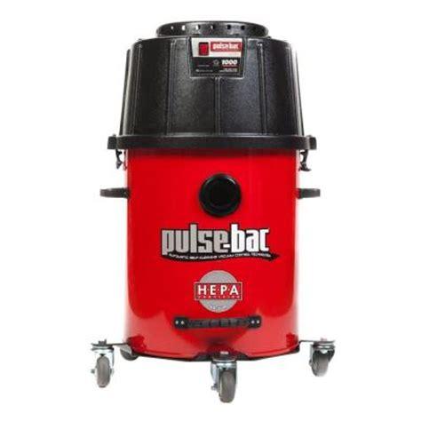 vacuum rental home depot pulse bac 20 gal hepa certified dust vacuum with Hepa