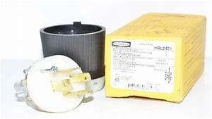 Hubbell Hbl2421 Twist Lock Plug