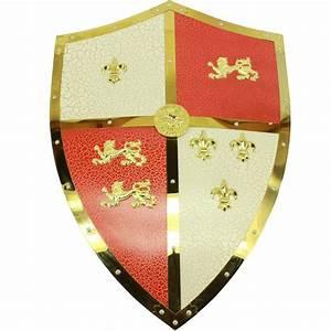Medieval Royal Crusader Shield