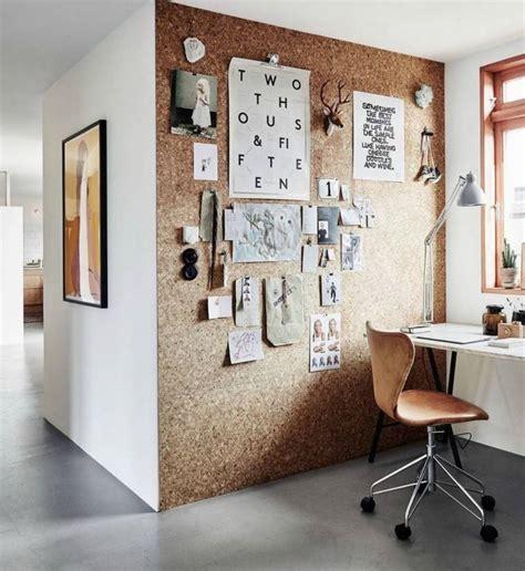panneau affichage bureau idées pour un espace de travail