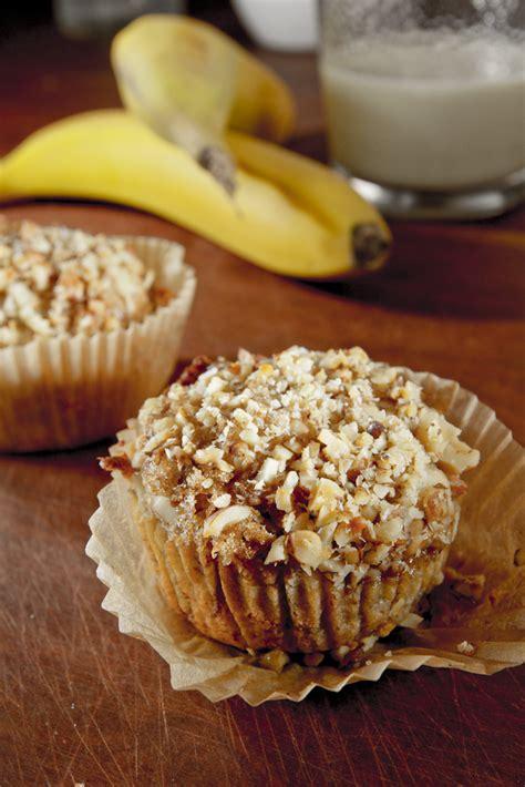 chubby vegetarian super moist banana muffins