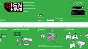 Ign News - Xbox One Manual Reportedly Leaked