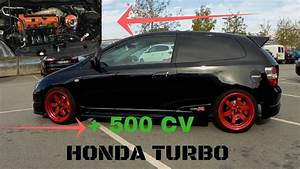 Honda Civic Type R Ep3 : honda civic ep3 type r turbo youtube ~ Jslefanu.com Haus und Dekorationen