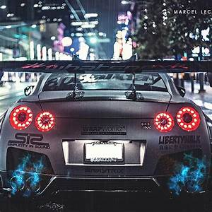 Nissan GTR Fire Exhaust Wallpaper Engine Cars n stuff