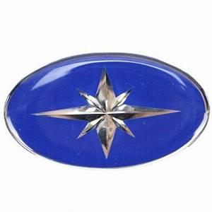 Polaris New Oem Snowmobile Atv Pwc Star Logo Self