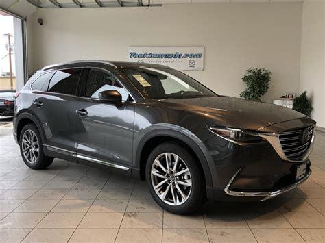 New 2018 Mazda Cx9 Signature 4d Sport Utility In Portland