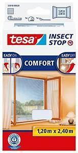 Fliegengitter Bodentiefe Fenster : tesa insect stop comfort fliegengitter f r bodentiefe ~ Watch28wear.com Haus und Dekorationen