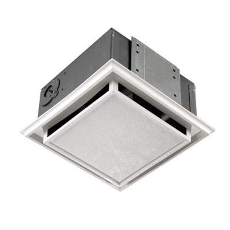broan duct free 0 cfm ceiling exhaust fan