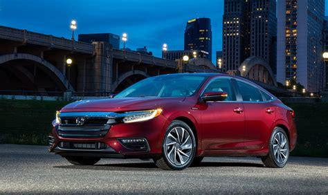 Allnew 2019 Honda Insight Brings Style, Sophistication