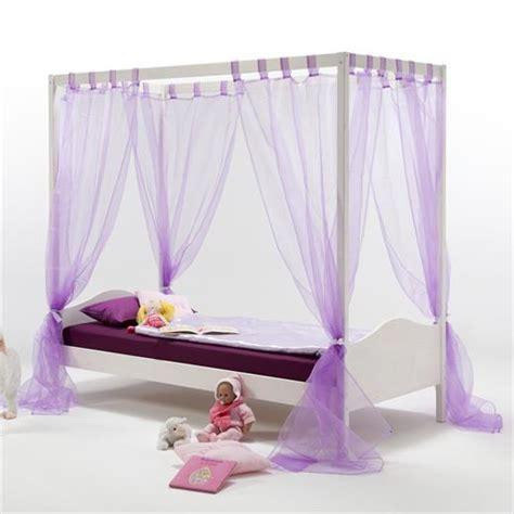 ikea chaises de bureau lit à baldaquin en pin lasuré blanc 90x200 cm neuf