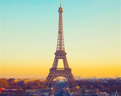 Tower Eiffel Paris Sunset Wallpapers Resolution France