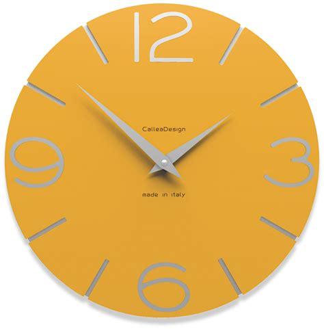 kitchen wall clock smile
