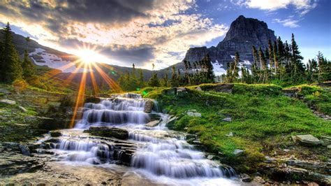 HD Wallpapers for PC of Nature ·①