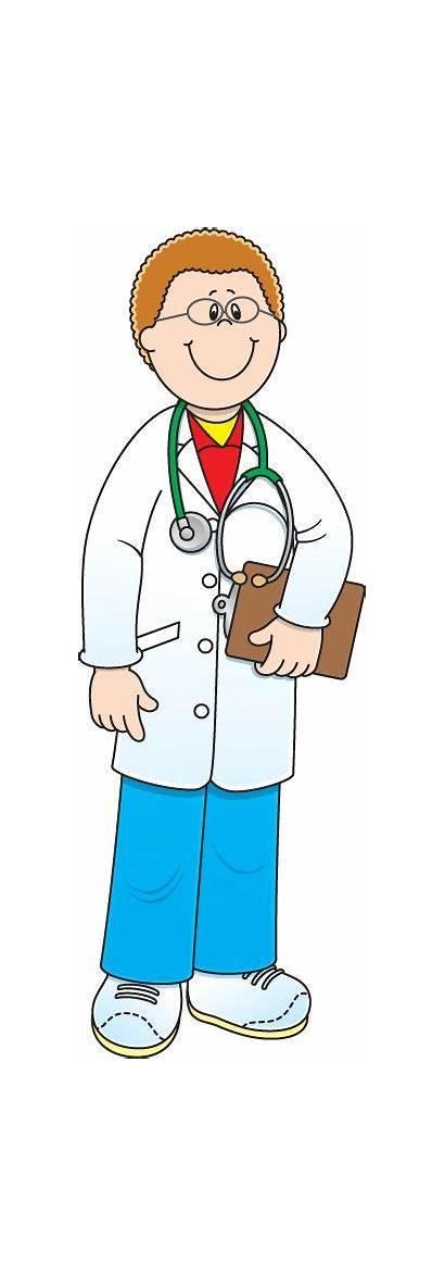 Clip Carson Dellosa Clipart Doctor Visit Community