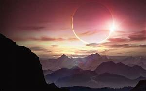 Solar, Eclipse, Wallpapers